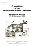 IMC2003 proceedings