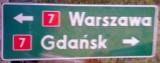 Gdansk Warszawa