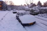 21 december 2009, Winter, De Bilt