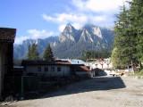 Romania 2000, Bucegi Mountains