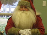 Santa Claus At Marked Tree Elementary