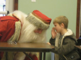 Hey Santa, Down Here!