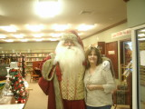 Photo Opportunities for Santa Claus