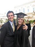 Graduation - Congrats Anna!