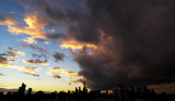 tail end of deadly storm in Melbourne, 2nd April 20008