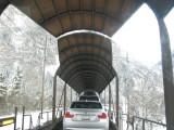 Autozug - Transporting Cars on a Train