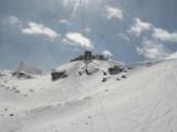 Leaving Glacier Paradise