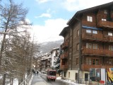 Zermatt and Electrical Taxi