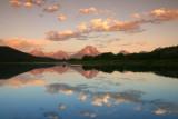 Ox bow at dawn, Grand Tetons