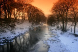 Yorkshire Dales in Winter 2010