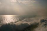 Spray in Straits of Gibraltar