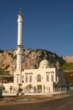 A mosque in Gibraltar