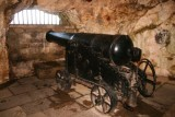 Cannon in Rock of Gibraltar