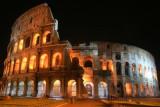 Colosseum wide angle, Rome