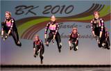 BK Garde en Showdans