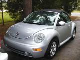 2004 Volkswagen Convertible GLS 1.8T