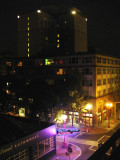 Night Scene on Everett Street