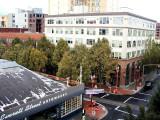 Day Scene on Everett Street