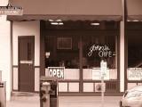 John's Cafe Sepia