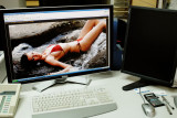 30 INCHES MONITOR 2560X1600 pixel