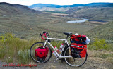325    Chris - Touring British Columbia - Trek 540 touring bike