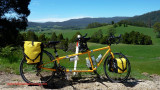 339    Tara & James - Touring Australia - Co-Motion Periscope Torpedo touring bike