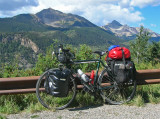 223  Kurt - Touring Colorado - Trek 520 touring bike