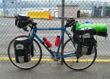 226  Don - Touring Washington - Cannondale Touring touring bike