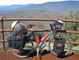 243  Cliff - Touring Australia - Thorn Nomad touring bike