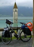 260  Herman - Touring Italy - Gazelle Kathmandu touring bike