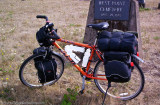 261  Rudy - Touring Oregon - Fuji SX 600 touring bike