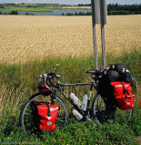 270  Eric - Touring Prince Edward Island - Trek 520 touring bike