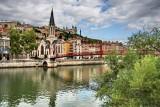 Saint Georges et la Saône