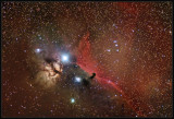 THE HORSEHEAD WITH ORION CAMERA