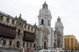 Cathedral - Lima