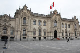 Palace - Plaza de Armas