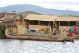Lake Titicaca - Uros floating islands (Map)