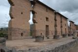 Inca site - Raqchi