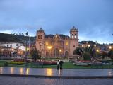 Cusco main square (Map)