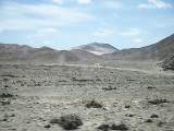 Road to Caral
