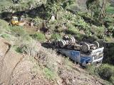 Road to Colca Canyon