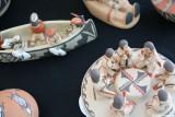 Pottery by Mary Rose Toya of Jemez