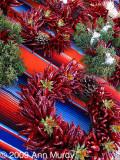 Chile Christmas Wreaths