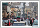A normal street of Cairo