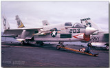 F-8 Crusader - waiting for the call