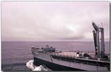 USS Ponchatoula departing