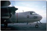 C-2 Greyhound - mail & people delivery