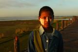 Girl on U Bein Bridge.jpg