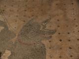 Mosaic of a guard dog Pompei web.jpg
