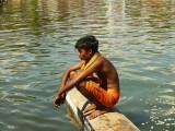 Pilgrim near bathing tank.jpg